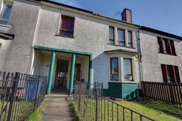 3 Bedrooms Terraced House for sale in Finhaven Street, Glasgow, G32 8SG