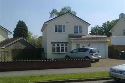 3 Bedrooms Detached House for rent in Fallowfield Road, Solihull