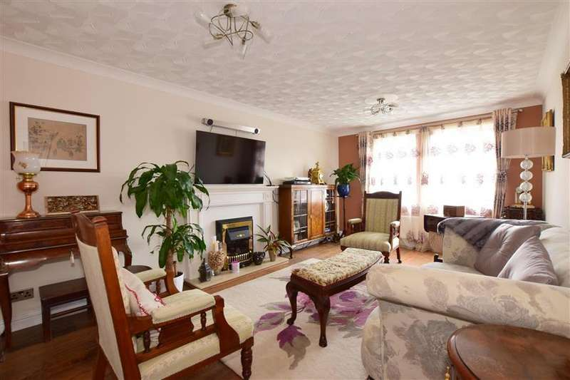 4 Bedrooms Detached House for sale in Linfield Copse, Thakeham, West Sussex