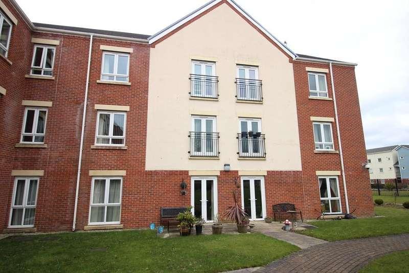 1 Bedroom Apartment Flat for sale in Oakbridge Drive, Buckshaw Village