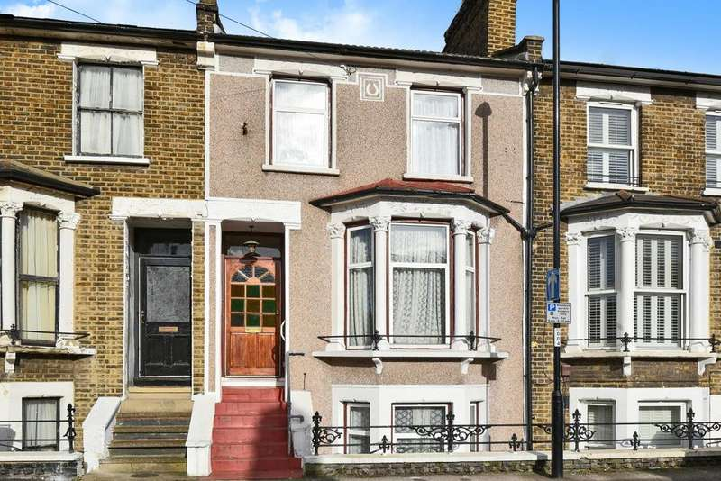3 Bedrooms Terraced House for sale in Elswick Road, Lewisham