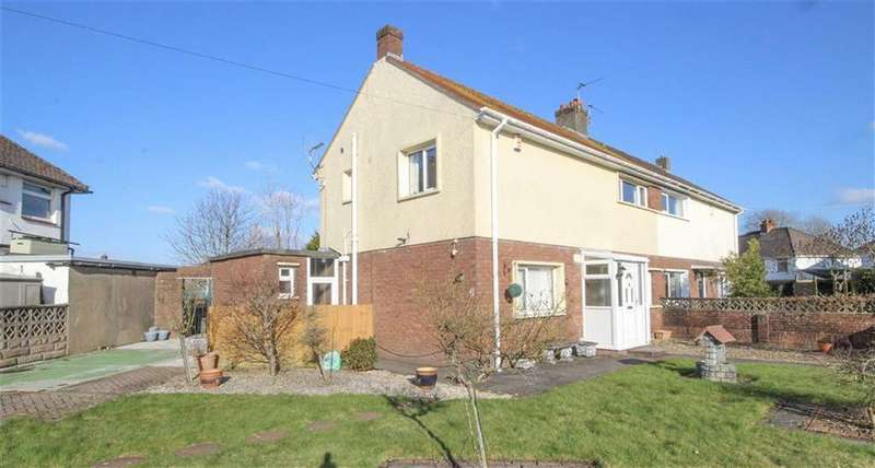 3 Bedrooms Semi Detached House for sale in Heol Blakemore, Whitchurch, Cardiff