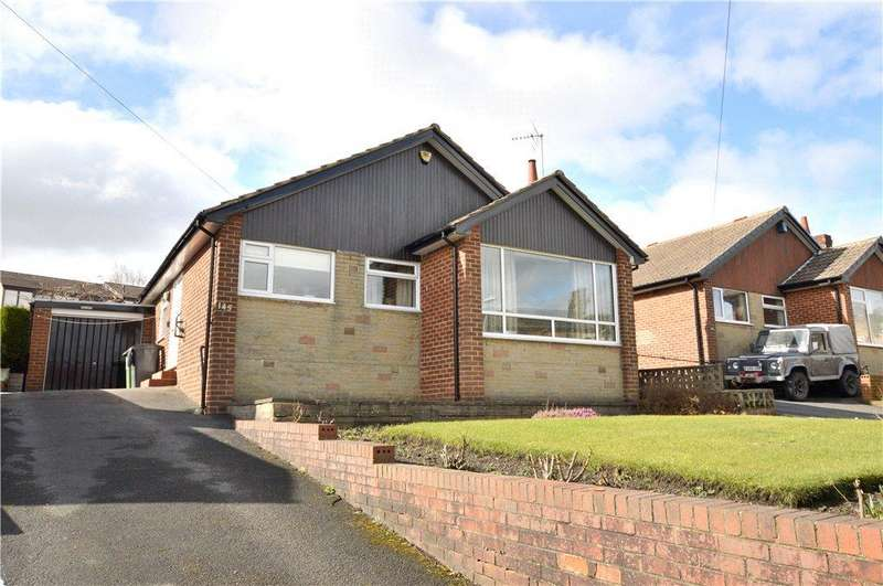 3 Bedrooms Detached Bungalow for sale in Fartown, Pudsey, West Yorkshire