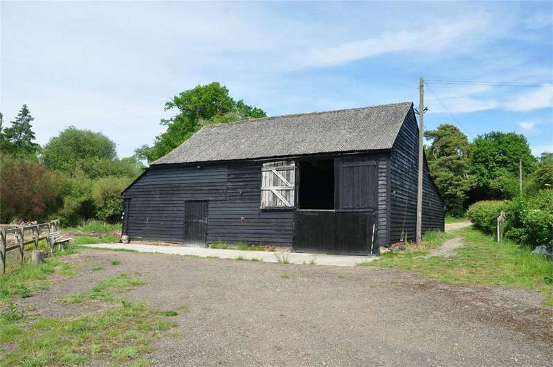 4 Bedrooms Land Commercial for sale in Bentfield Mill Barn, Watermill Lane, Stansted