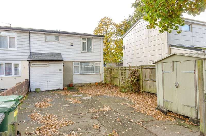 3 Bedrooms End Of Terrace House for sale in Bicknor Road, Maidstone, Kent, ME15