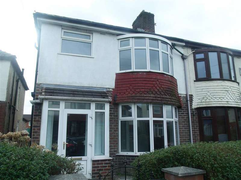 3 Bedrooms Semi Detached House for rent in Rudyard Avenue, Middleton