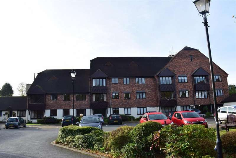 2 Bedrooms Apartment Flat for sale in Aspen Court, Chestnut Walk, Henley-In-Arden