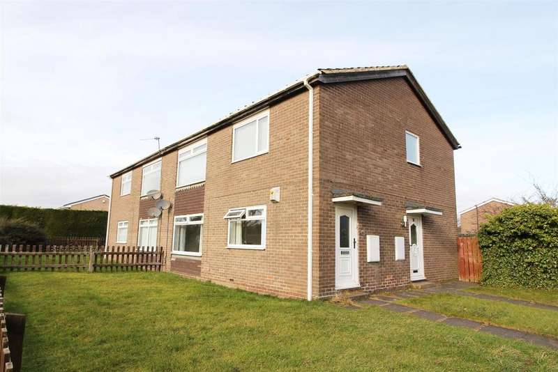 2 Bedrooms Ground Flat for sale in Cheadle Avenue, Wallsend