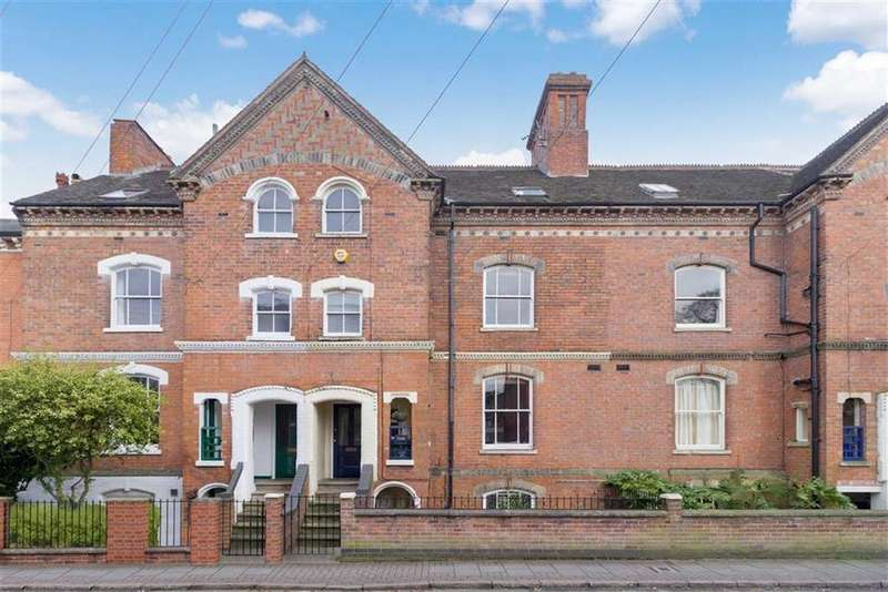 5 Bedrooms Town House for sale in Burton Street, Loughborough, LE11