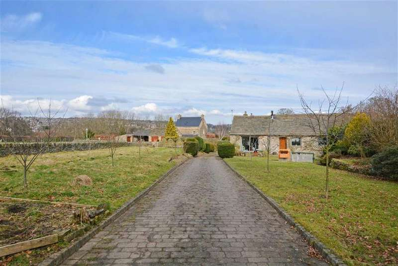 4 Bedrooms Detached House for sale in Whitehouse Barn, Hangram Lane, Mayfield Valley, Sheffield, S11