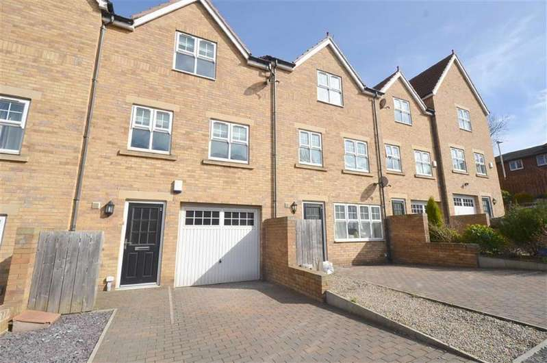 4 Bedrooms Town House for sale in Gateshead