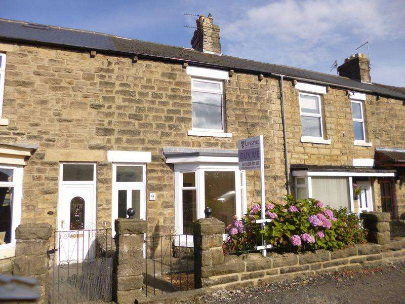 3 Bedrooms Terraced House for sale in Mayfield Terrace, Cockfield