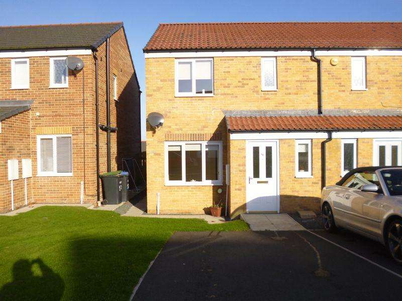 3 Bedrooms Semi Detached House for sale in Dixon Way, Coundon
