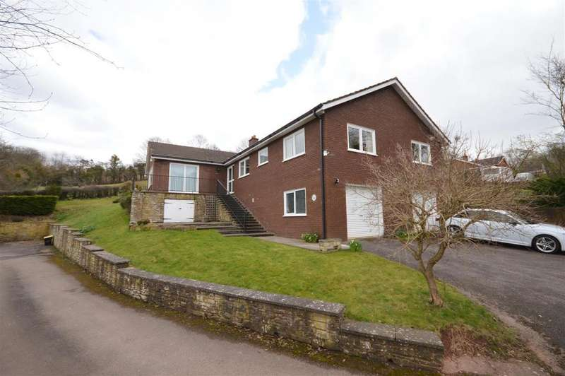 3 Bedrooms Detached Bungalow for sale in Glebe Close, Ewyas Harold, Hereford
