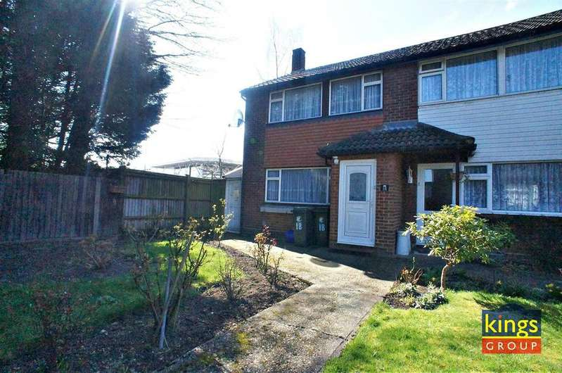 3 Bedrooms House for sale in Joyce Court, Waltham Abbey