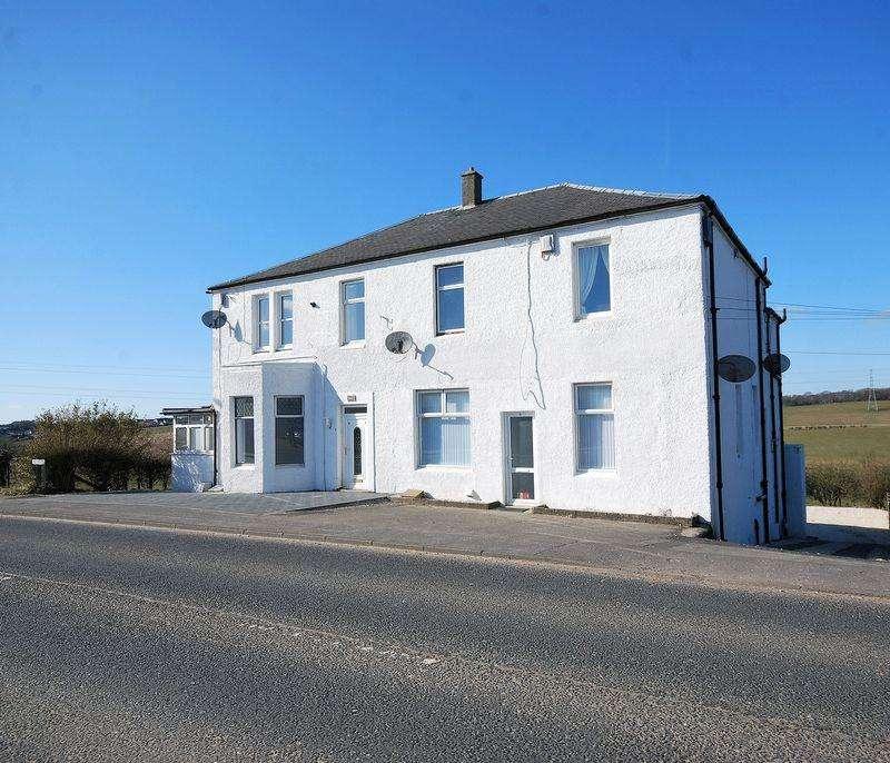 2 Bedrooms Ground Flat for rent in 5 Hillhead, Coylton, KA6 6JR