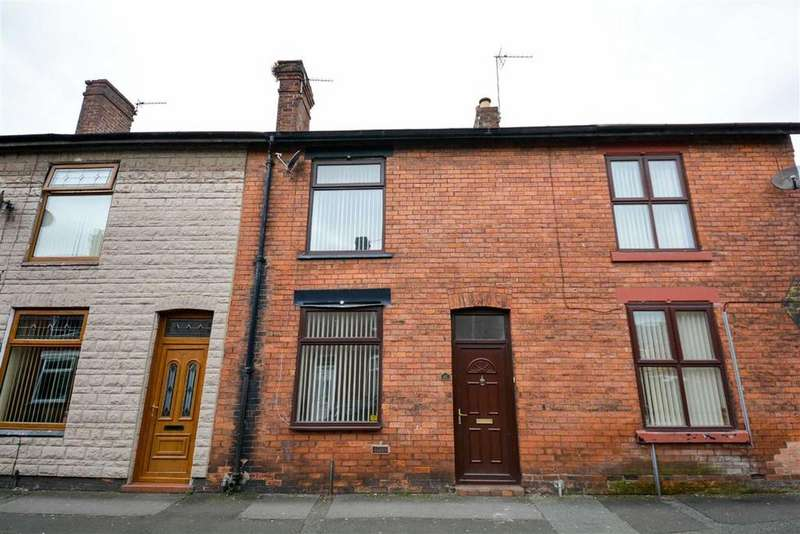 2 Bedrooms Terraced House for sale in Glebe Street, Leigh, WN7