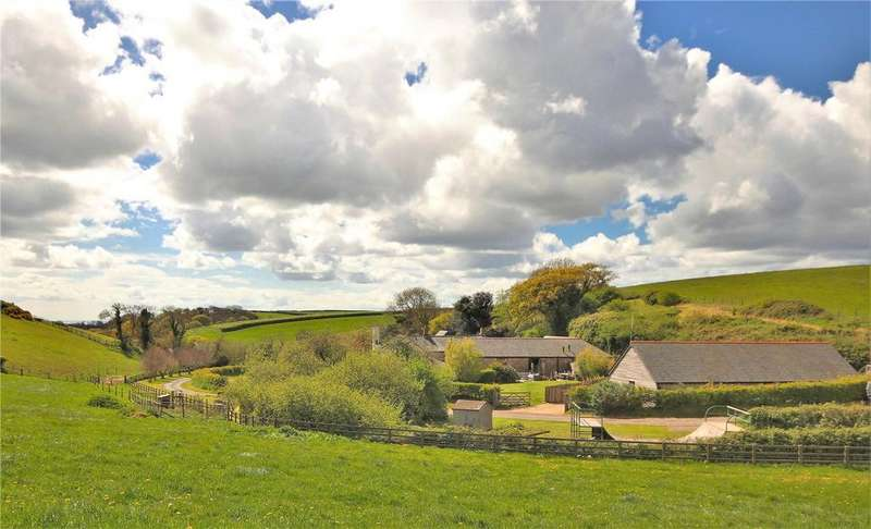 3 Bedrooms Barn Conversion Character Property for sale in Slapton, Kingsbridge, Devon, TQ7