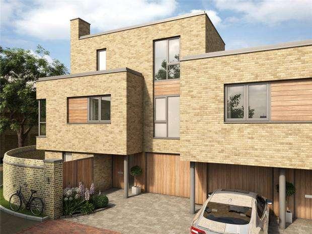5 Bedrooms Semi Detached House for rent in Eccleston Place, Tenison Road, Cambridge