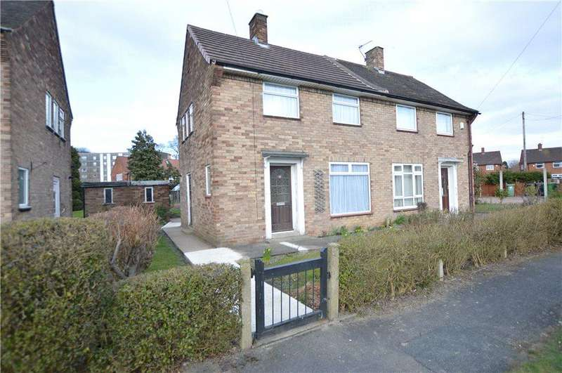 2 Bedrooms Semi Detached House for sale in Swardale Road, Leeds, West Yorkshire