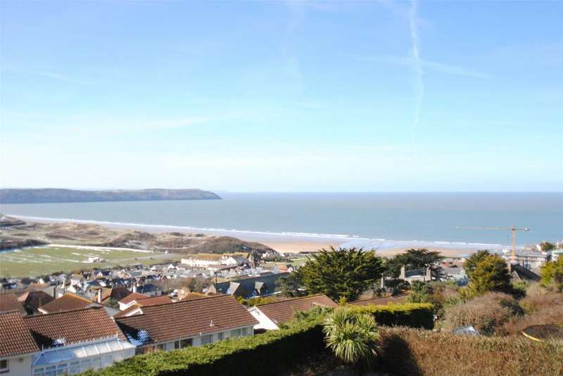 4 Bedrooms Detached House for sale in Chichester Park, Woolacombe