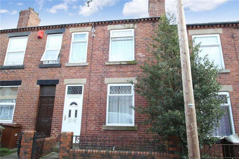 2 Bedrooms Terraced House for sale in MARSLAND STREET, WAKEFIELD, WF1 4PD