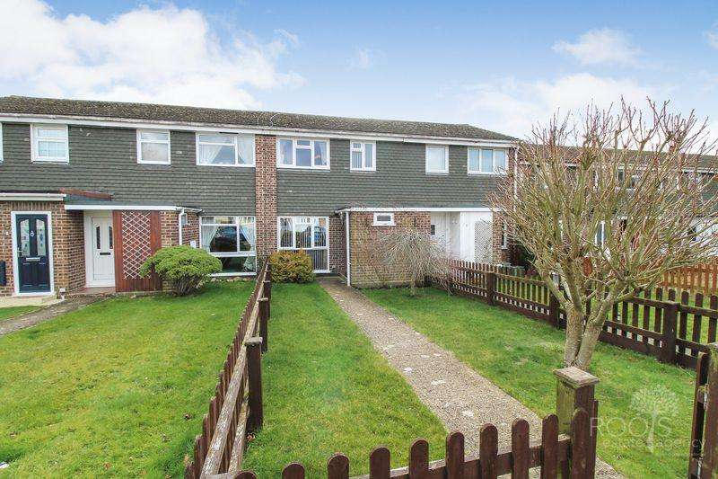 3 Bedrooms Terraced House for sale in Shelley Road, Thatcham