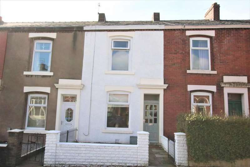 2 Bedrooms Terraced House for sale in Wellfield Road, Blackburn