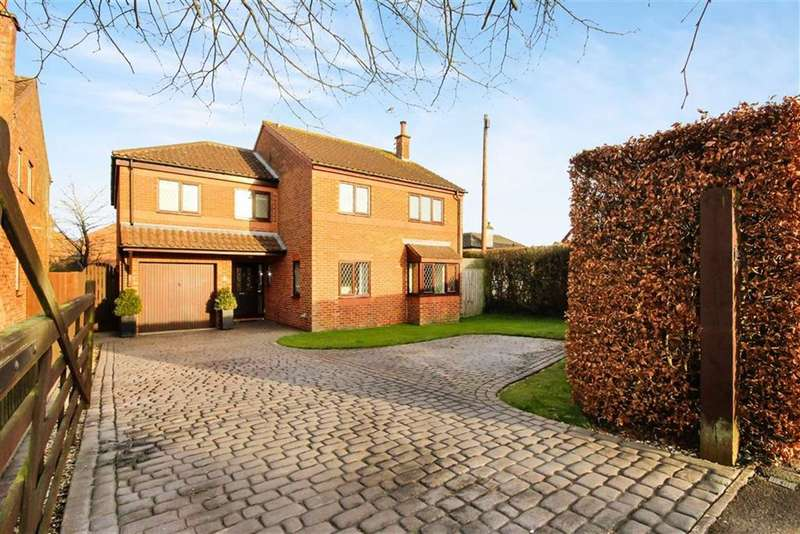 5 Bedrooms Detached House for sale in The Elms, Nine Elms, Swindon