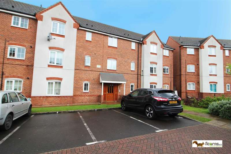 2 Bedrooms Apartment Flat for sale in Walker Road, Walsalll