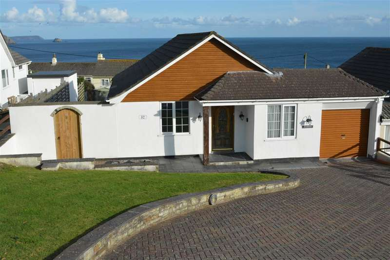 4 Bedrooms Bungalow for sale in Portscatho, Cornwall, TR2