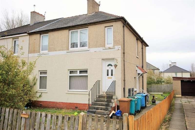 2 Bedrooms Flat for rent in Milton Street, Motherwell