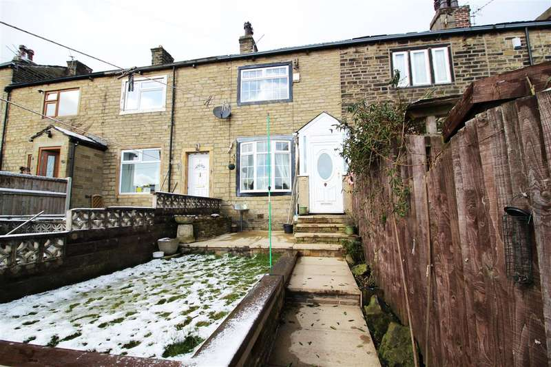 2 Bedrooms Cottage House for sale in Thorn Tree Street, King Cross, Halifax