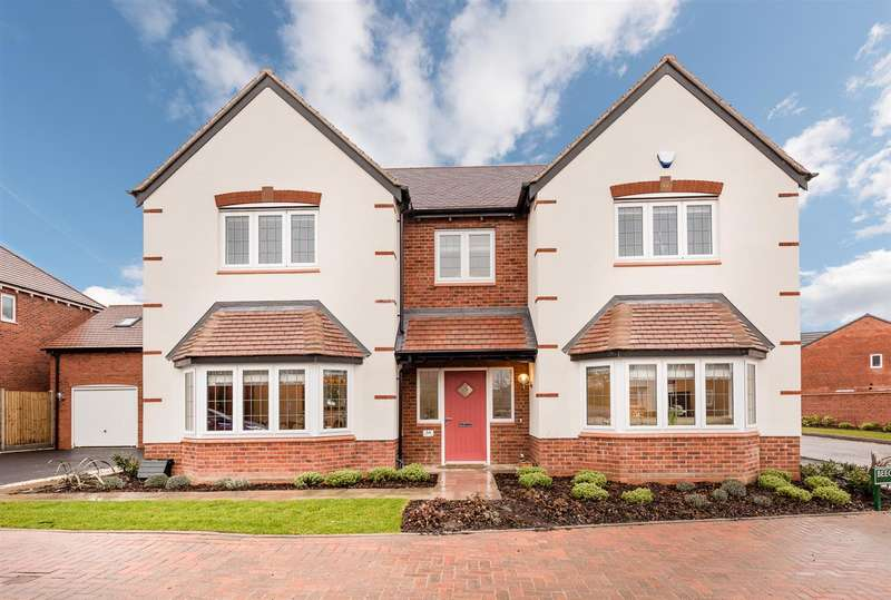 5 Bedrooms Detached House for rent in Beech Lane, Dickens Heath, Solihull