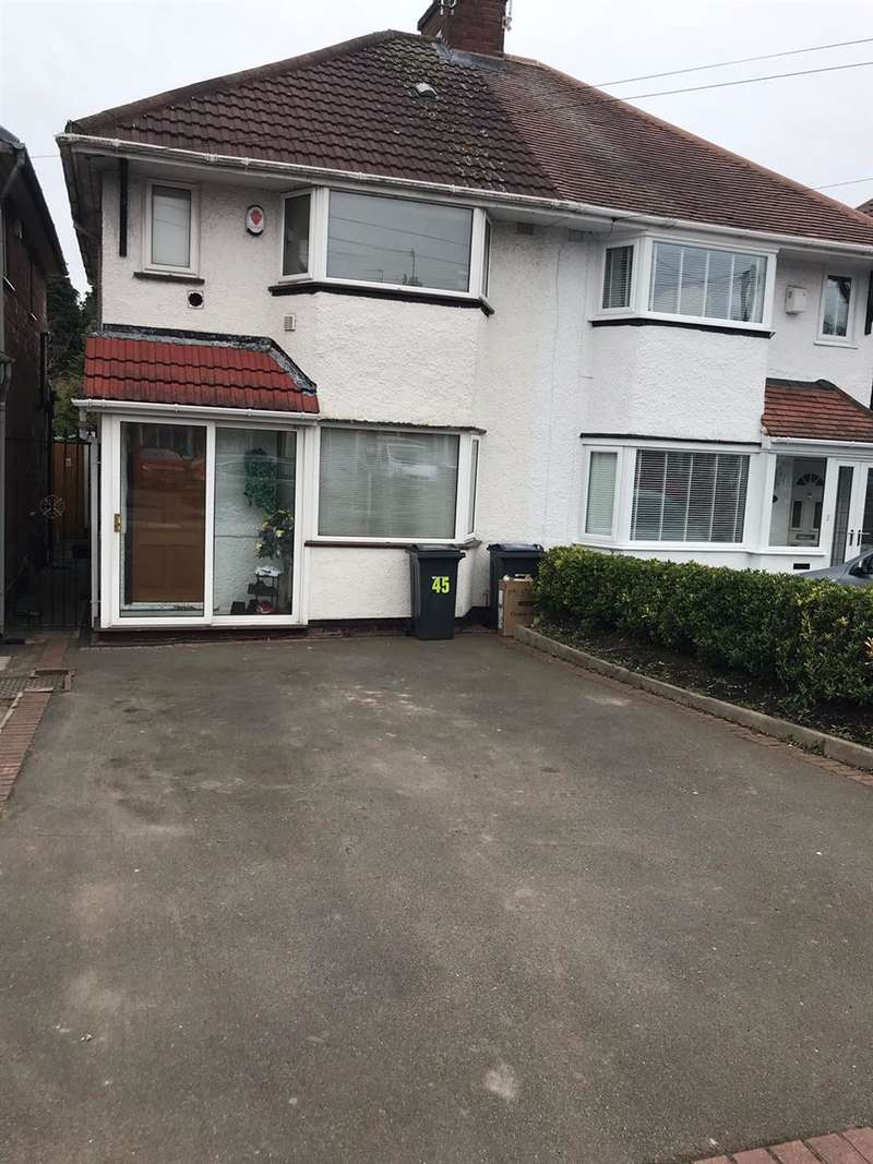 2 Bedrooms Semi Detached House for sale in Bosworth Road, South Yardley, Birmingham