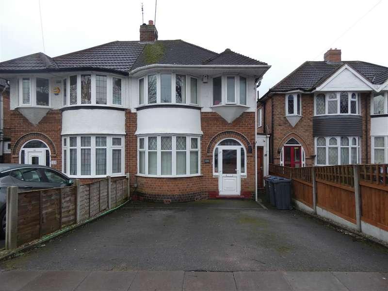 3 Bedrooms Semi Detached House for sale in Gilbertstone Avenue, South Yardley, Birmingham