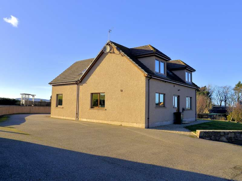 4 Bedrooms Detached House for sale in An Taigh Ur , Birnie, Elgin, IV30 8RR