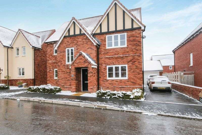 4 Bedrooms Property for sale in Barberry Drive, Bridgwater
