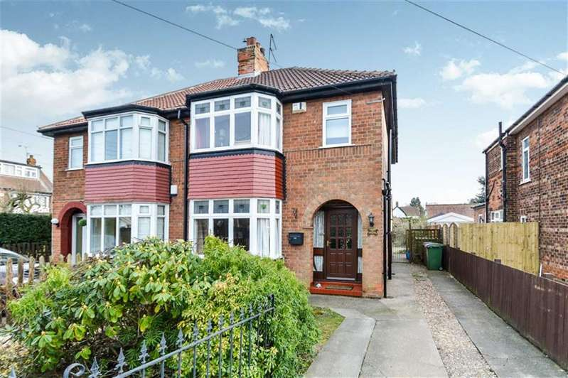 3 Bedrooms Semi Detached House for sale in Woodland Drive, Anlaby