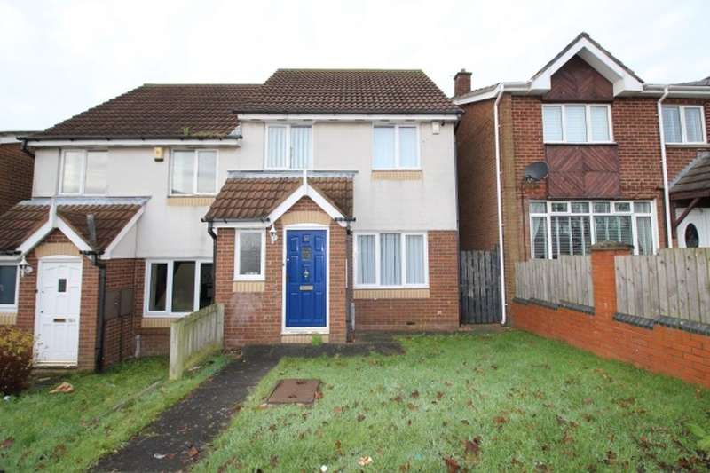 3 Bedrooms Semi Detached House for sale in Killarney Avenue, Downhill, Sunderland, SR5