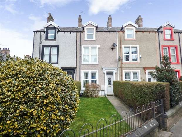 3 Bedrooms Terraced House for sale in Harrington Road, Workington, Cumbria