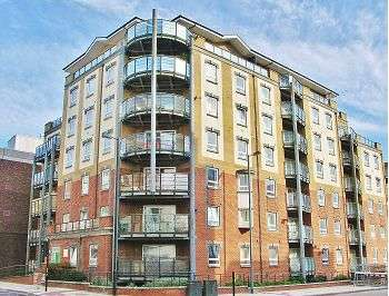 2 Bedrooms Flat for sale in Goldsmith Court, Briton Street, Southampton, SO14 3ED