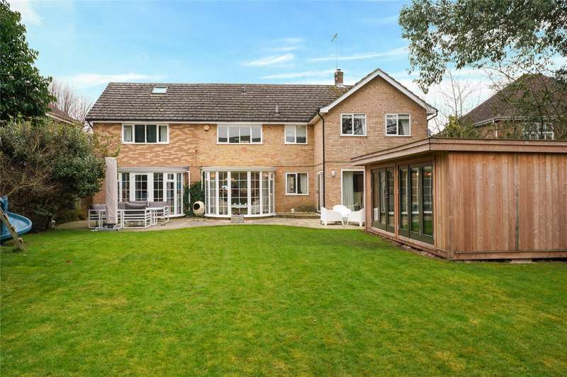 6 Bedrooms Detached House for sale in Garson Road, West End, Esher, Surrey, KT10