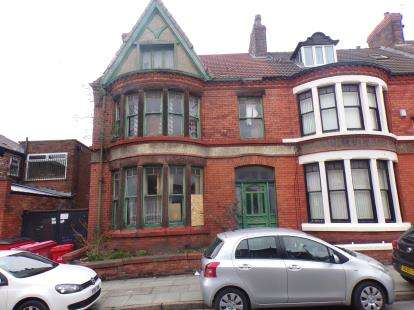 3 Bedrooms End Of Terrace House for sale in Hallville Road, Liverpool, Merseyside, England, L18