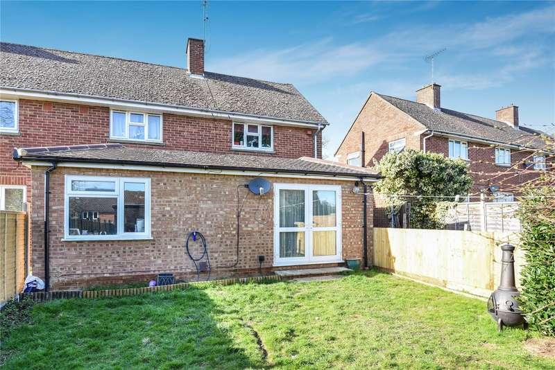 2 Bedrooms Maisonette Flat for sale in Old Dean, Bovingdon, Hemel Hempstead, Hertfordshire, HP3