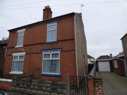 3 Bedrooms Semi Detached House for sale in Thorneywood Road, Long Eaton, Nottingham