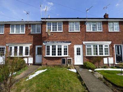 2 Bedrooms Terraced House for sale in Larwood Crescent, Kirkby-In-Ashfield, Nottingham