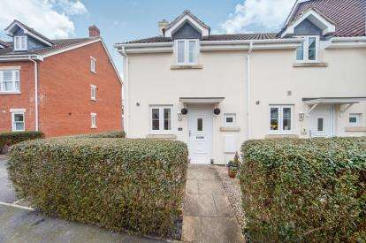 2 Bedrooms Semi Detached House for sale in Byes Lane, Sidford, Sidmouth