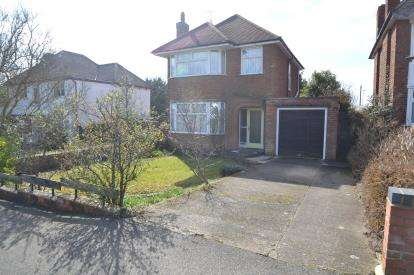 3 Bedrooms Detached House for sale in Queensway, Wellingborough, Northamptonshire