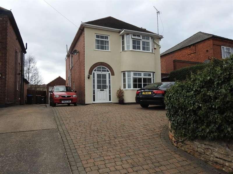 4 Bedrooms Detached House for sale in Sandy Lane, Hucknall, Nottingham
